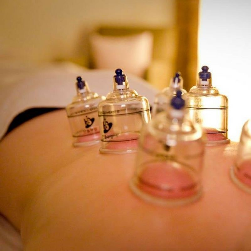 relaxation Massage Therapy cupping
